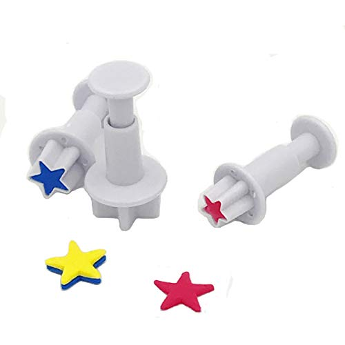 star fondant cutter - 4