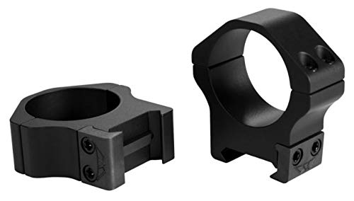 Warne Scope Mounts Warne 30mm, PA, Medium Matte Rings -