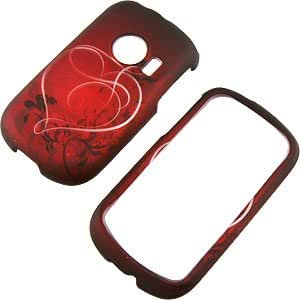 Glowing Heart Protector Case for Huawei M835