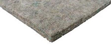 6 X 9 ENDURANCE 32 100-Percent Recycled Felt Rug Pad Craft Rugs E326X9