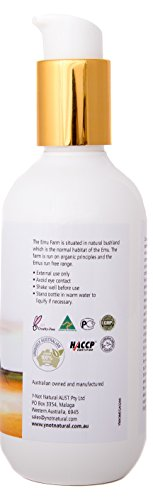 Extra Large Emu Oil | 100% Pure Australian Emu Oil - 6.76 Fl.oz by Y Not Natural (Image #4)