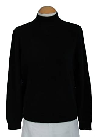 Shephe Women's Mock Turtleneck Cashmere Sweater at Amazon Women's ...