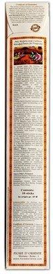 Fiore D'Oriente Marco Polo 100% Natural Benzoin Incense Sticks