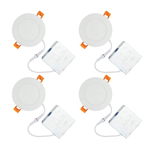 12W Round Led Panel Light in US - 5