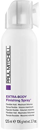 Extra Body Finishing Spray Unisex Hair Spray by Paul Mitchell, 3.7 Ounce