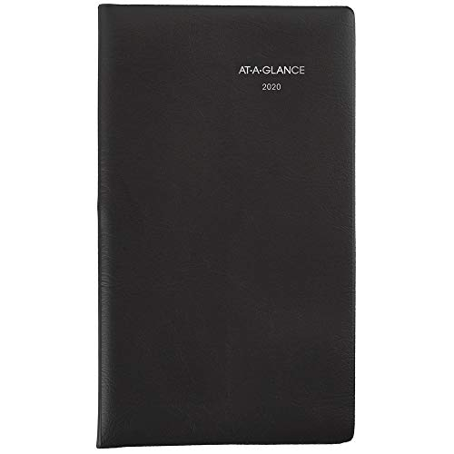AT-A-GLANCE 2020 Monthly Planner, DayMinder, 3-1/2
