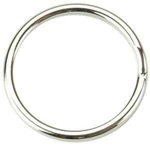 Westrim Value Pack (Value Pack Split Rings 20mm 32/Pkg-Silver)