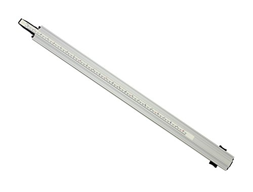 """DCT Aluminum Pro Grip Clamp Straight Edge Wood Cutting Table Saw Guide, 24"""" Inch/62cm – Circular, Rotary, Jig, Router Panel Pro Saw"""