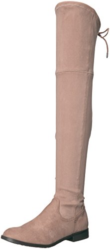 Dolce Vita Damen NEELY1 Fashion Boot Taupe Microsuede