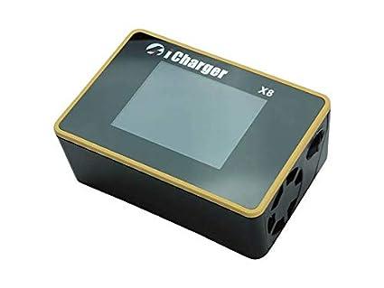 Amazon.com: iCharger El cargador de batería Junsi X8 Lilo ...