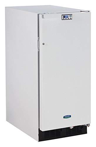 Refrigerator, Compact, White, 14-7/8″ W