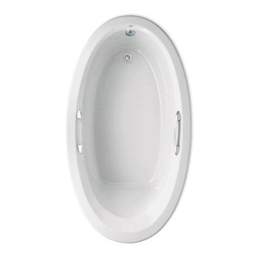 American Standard Acrylic Oval Tub - 8