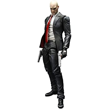 Square Enix Hitman Absolution Play Arts Kai Agent 47 Action Figure