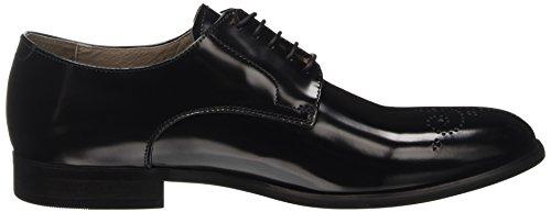 Belmondo 752228 01 - Zapatos de cordones derby Hombre Negro - negro