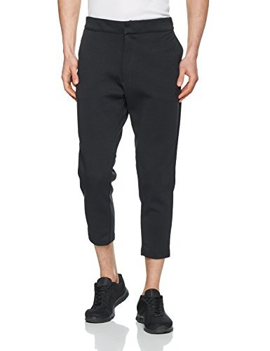 Nike Mens Tech Fleece Cropped Sweatpants Black/Black 832120-010 Size (Cropped Fleece Pant)