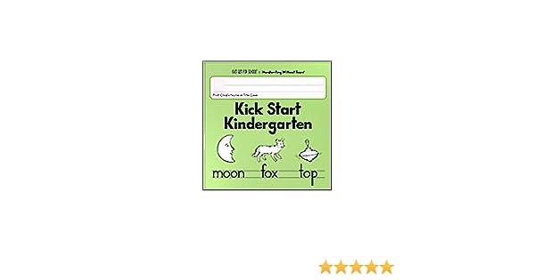 Kick Start Kindergarten Handwriting Without Tears: OTR Jan Z ...