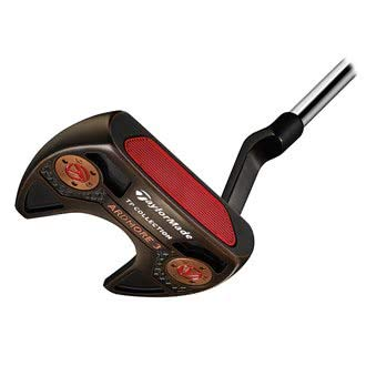 TaylorMade TP Black Copper Collection Putter W/SuperStroke Grip