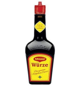 From Germany Maggi Seasoning Wurze 6.8 Fl. Oz (202 ml)