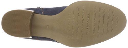 Tamaris 25302 Nubuc 827 Women's navy Blu Stivaletti SrqwS8R