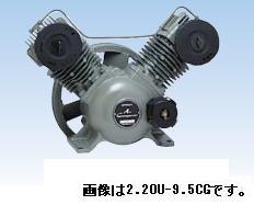 日立 コンプレッサー 3.7OU-9.5CG オイルフリーベビコン B01KN9BN9Y