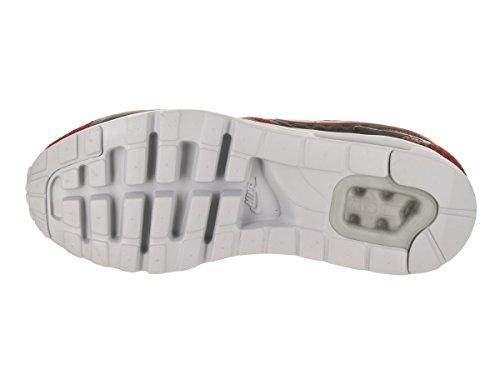 Nike Mens Air Max Zero Se Scarpa Da Corsa Nero / Resistente / Rosso / Puro / Platino