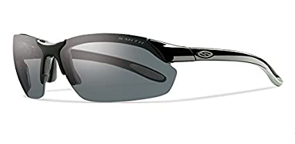 970519c7ea Smith Black Parallel Max with a Polarized Gray Ignitor  Amazon.ca ...