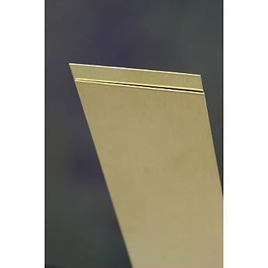 Amazon.com: K&S 16405 Percision Metals - Bandeja de latón ...