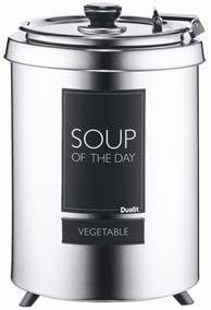 Dualit Straight Soup Kettle, 6 Litre