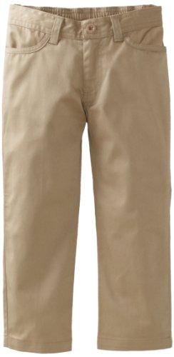 UPC 737314227051, Classroom Little Girls' Uniform Stretch Matchstick Pant, Khaki, 6