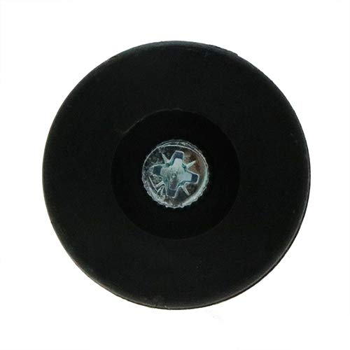 /Vis dans le pied M8/x 70/mm base de 30/mm/ 4/pieds r/églables filet/és pour machine id/éale pour les meubles et machines GFMF010