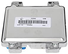 p0603 internal control module keep alive memory kam error acdelco 19210737 gm original equipment powertrain control module refurbished