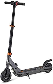 Mongoose React Electric Kids Scooter, Boys & Girls Ages 8+, Max Rider Weight Up to 175lbs, Varying Max Spe