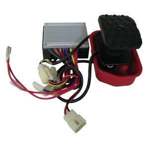 Electrical Kit (Controller & Throttle Pedal) for the Razor Crazy Cart (V1-4) by Razor