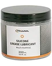 PROUNOL 100% siliconenvet, diëlektrische pasta voor algemeen gebruik, waterdicht HT-rubbervet 200ml