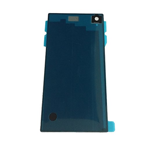 Shinefuture Back Glass Panel Battery Door Cover For Sony Xperia Z1S