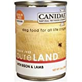 Canidae Grain Free pureLAND Canned Dog Food, My Pet Supplies