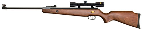 - Beeman Sportsman Teton 1051GP Gas Ram Air Rifle Combo with 4x32x 40mm
