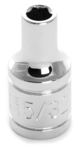Performance Tool W36005 1/4″ Dr 5/32″ 6pt Socket