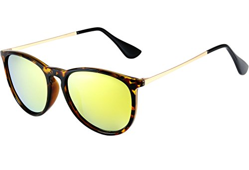 Blasea TR90 Frame Wayfarer Style Polarized Sunglasses Mens Womens 004 - Polarised Wayfarer New