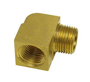 Derale 98344 Oil Cooler Hose Fitting by Derale (Image #1)