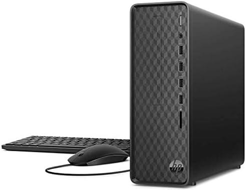 2021 Newest HP Slim Desktop Tower PC, AMD Athlon...