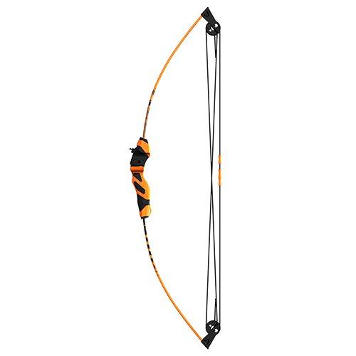 Barnett Youth Archery Wildhawk Orange with Black Accents Md: 1269