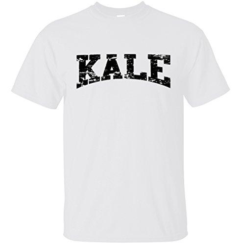 Adult-Kale-Vegan-Vegetarian-Black-T-Shirt