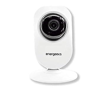 Cámara IP Compatible con Alarma WiFi Energeeks: Amazon.es ...