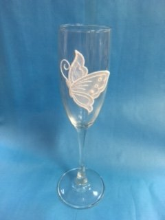 (Butterfly Collection Flutes, Pair)