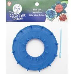 Daisy Loom - Boye Bulk Buy (3-Pack) Crochet Dude Bloom Loom Kit 72112001
