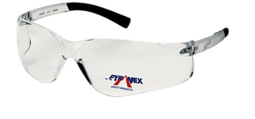 Magnified Safety Glasses Reading Pyramex product image