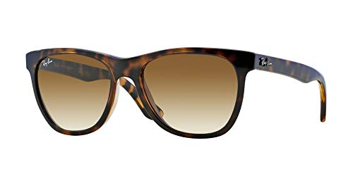 (Ray-Ban RB4184 Sunglasses Light Havana / Crystal Brown Gradient)