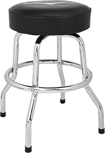 (Fender 24-Inch Custom Shop Pinstripe Bar Stool)