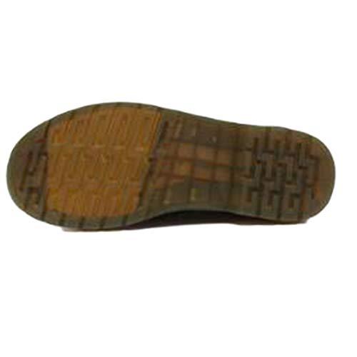Desert Medio Casual Autunno Stivali Stivali E Pelle Martin Inverno Formale Stivali Chelsea Scamosciata Brogue Classic Uomo Black q6XXwC